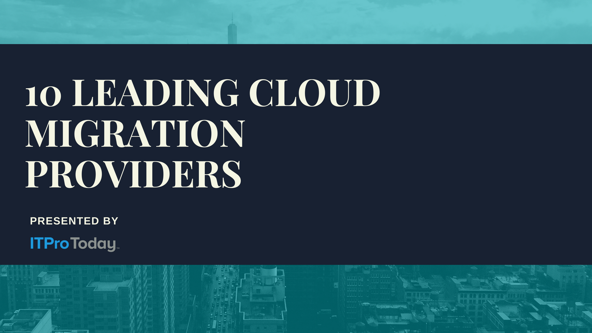 10 Leading Public Cloud Migration Services Providers | IT Pro