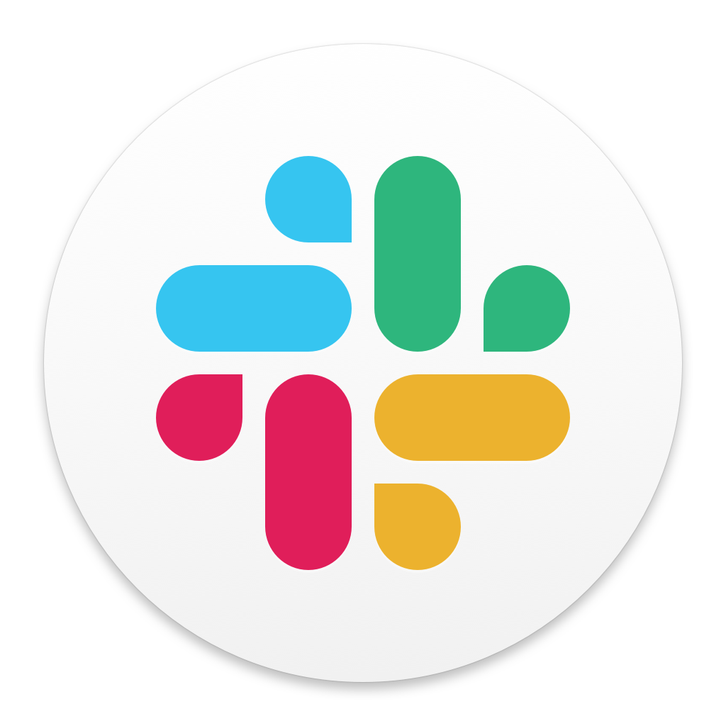 Slack Icon of Flat style - Available in SVG, PNG, EPS, AI ... |Slack Icon