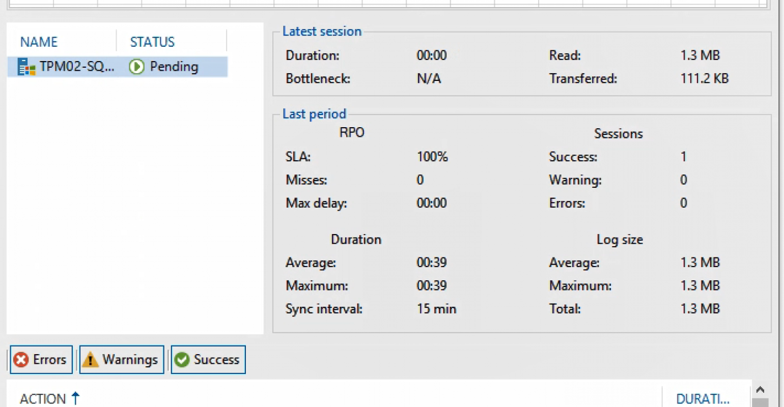 Getting started with Veeam Explorer for Microsoft SQL Server