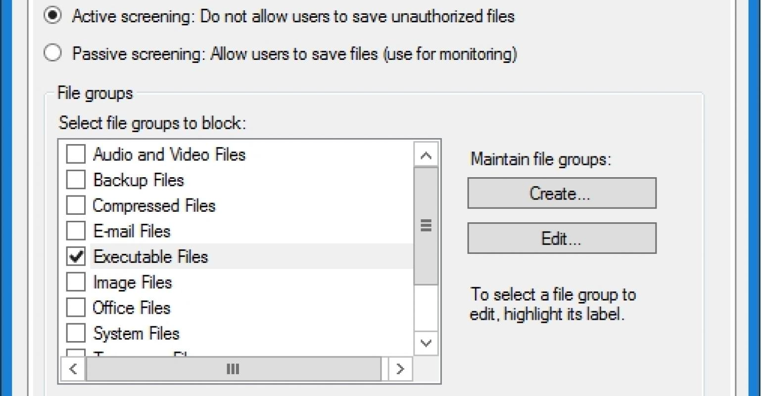 How to Screen Windows File Servers for Unapproved Content