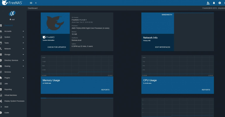 DIY Open Source NAS: How to Configure FreeNAS | IT Pro