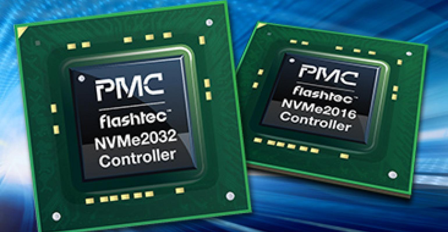 PMC-Sierra Unveils Server Flash Switch, Faster SSD