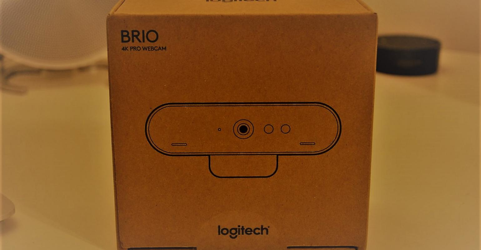 Hardware   Check out more info about the Logitech BRIO and