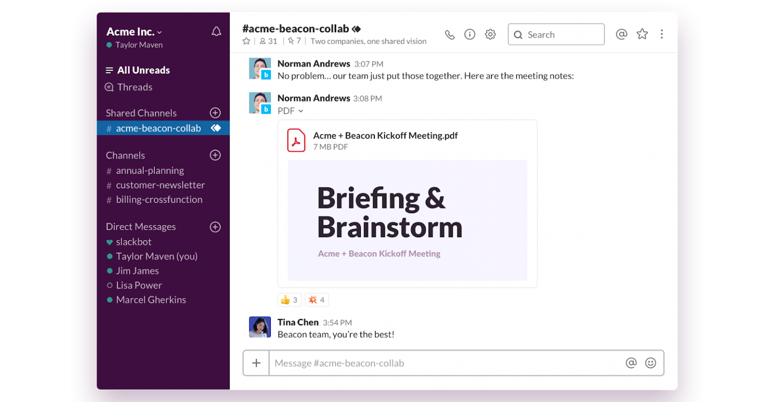 Slack Aims to Boost Workstream Collaboration | IT Pro