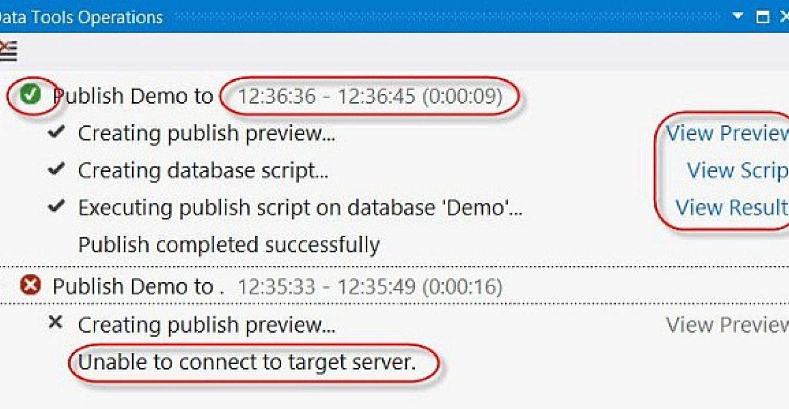 Get to Know SQL Server 2012's SQL Server Data Tools | IT Pro