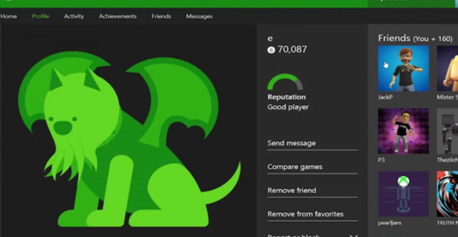Xbox One Game Clips And Achievements Coming To The Web It Pro