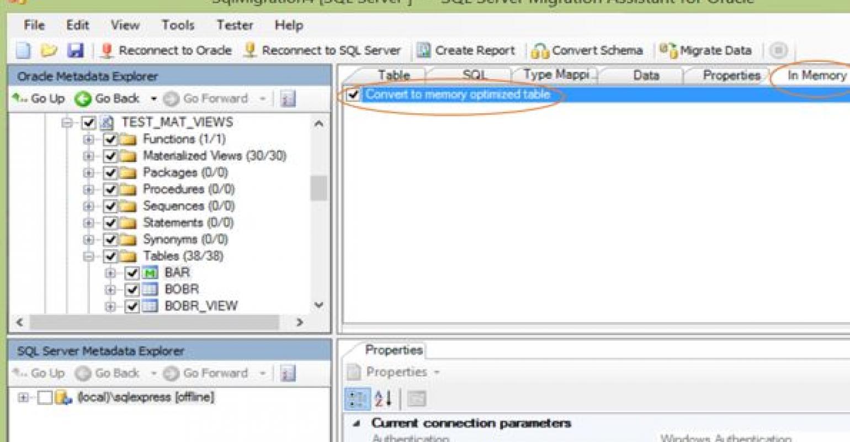 SQL Server Migration Assistant v6 0 for Oracle Available