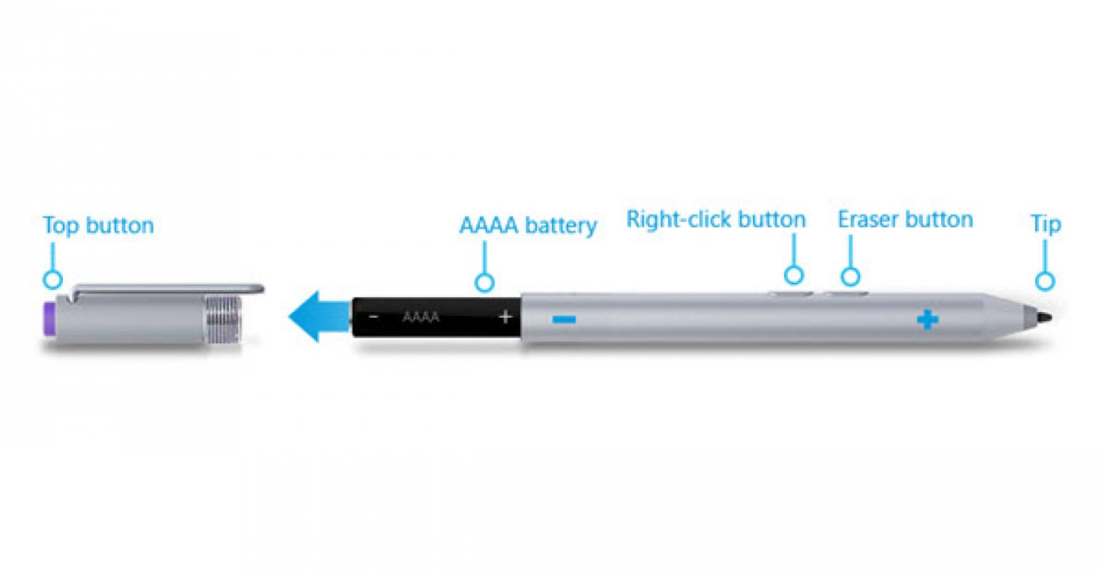 Fixing the Surface Pro 3 Pen is as Easy as Installing an