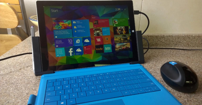 Microsoft Surface Pro 3 Docking Station Review | IT Pro