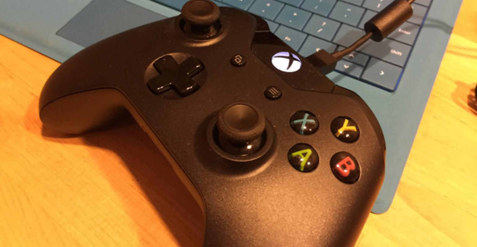 Hands-On with the Xbox One Controller + Cable for Windows