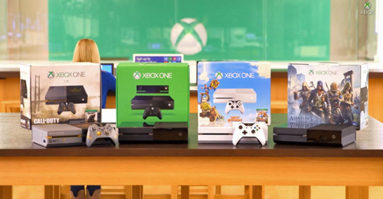 All Xbox One Models See $50 Price Drop for the Holidays | IT Pro