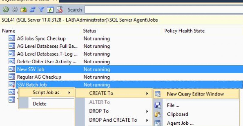 Establishing Synchronization Checks | IT Pro