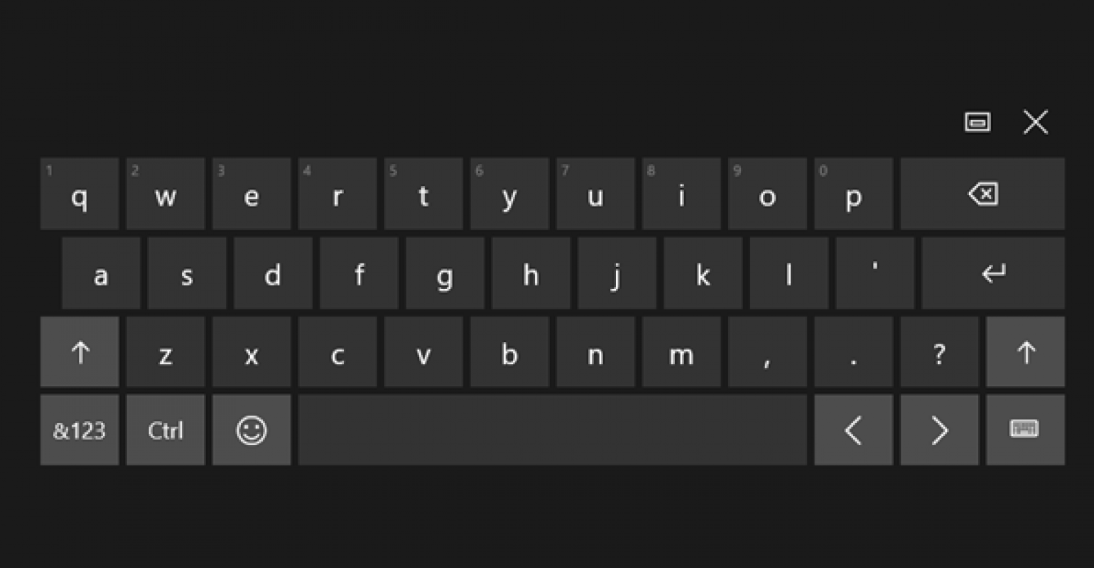 How To: Improve Windows 10's Onscreen Keyboard for Desktop