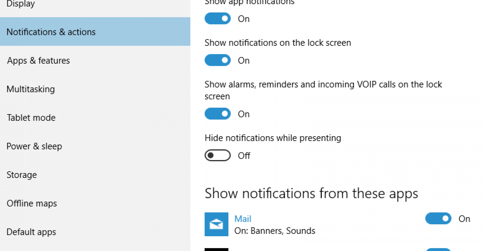 How to manage notifications in Windows 10 | IT Pro
