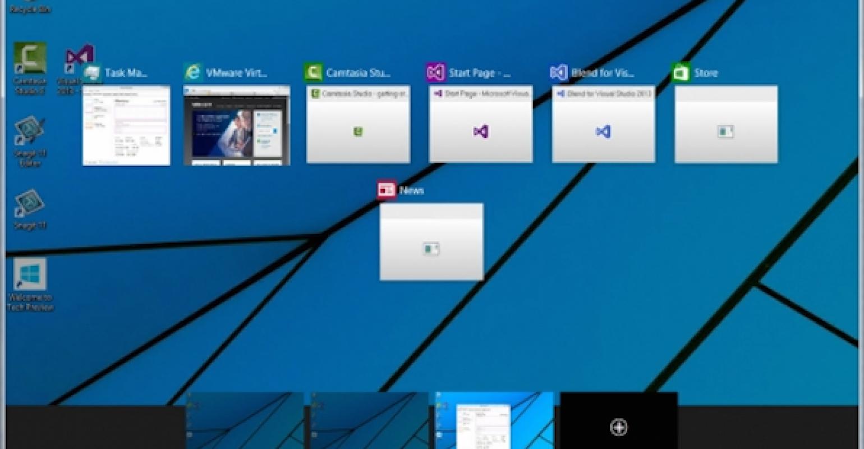 Virtual Desktops, Windows Style | IT Pro