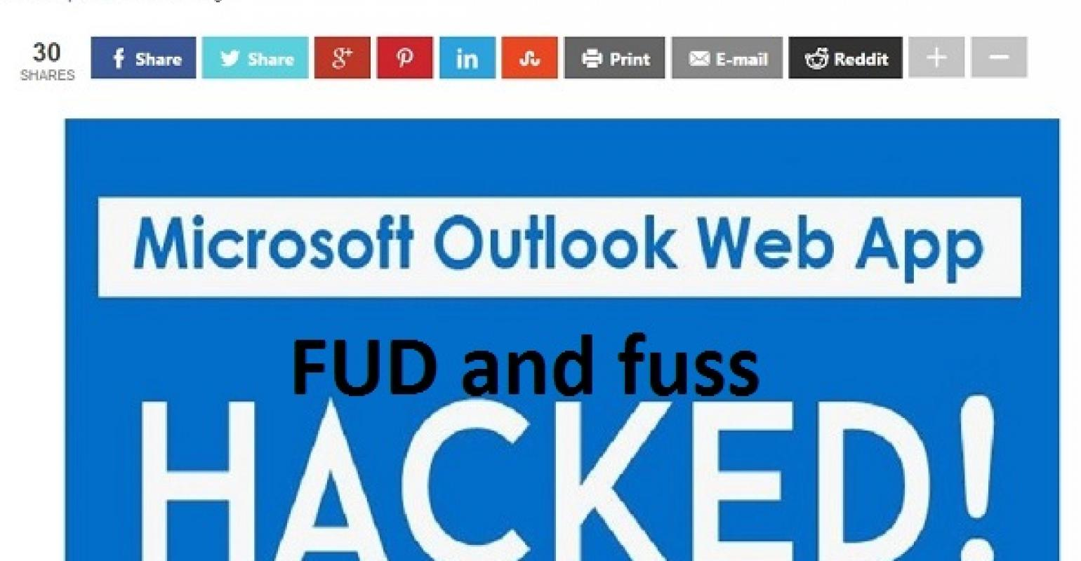FUD continues over OWA backdoor exploit | IT Pro