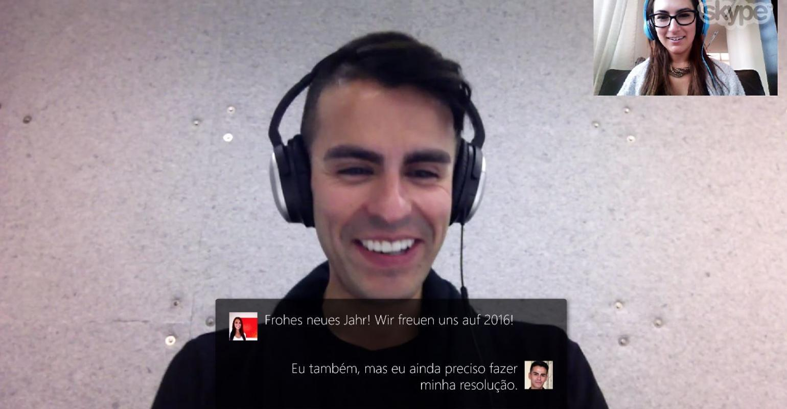Skype | Automatically translate your Skype calls and chats