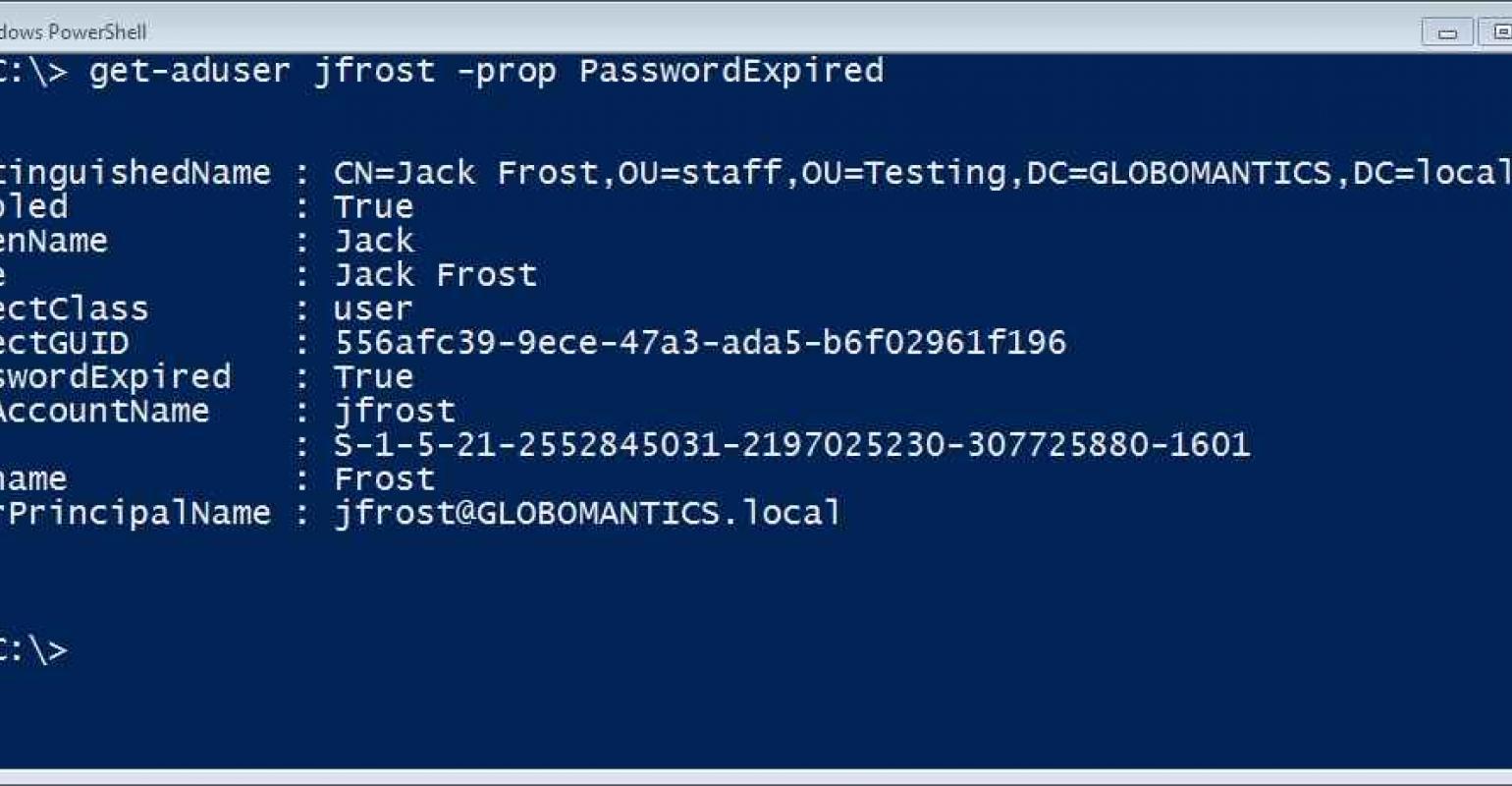 PowerShell cmdlets for NTFS management | IT Pro