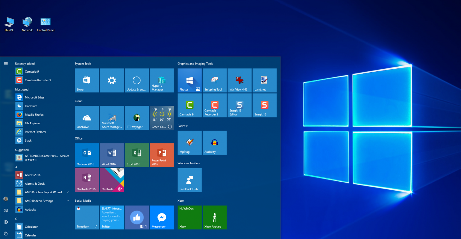 Windows 10 | The final stages of development for this udpate