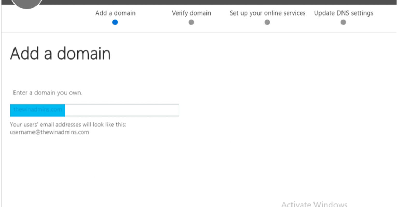 How to Add a New GoDaddy Domain in Office 365 | IT Pro