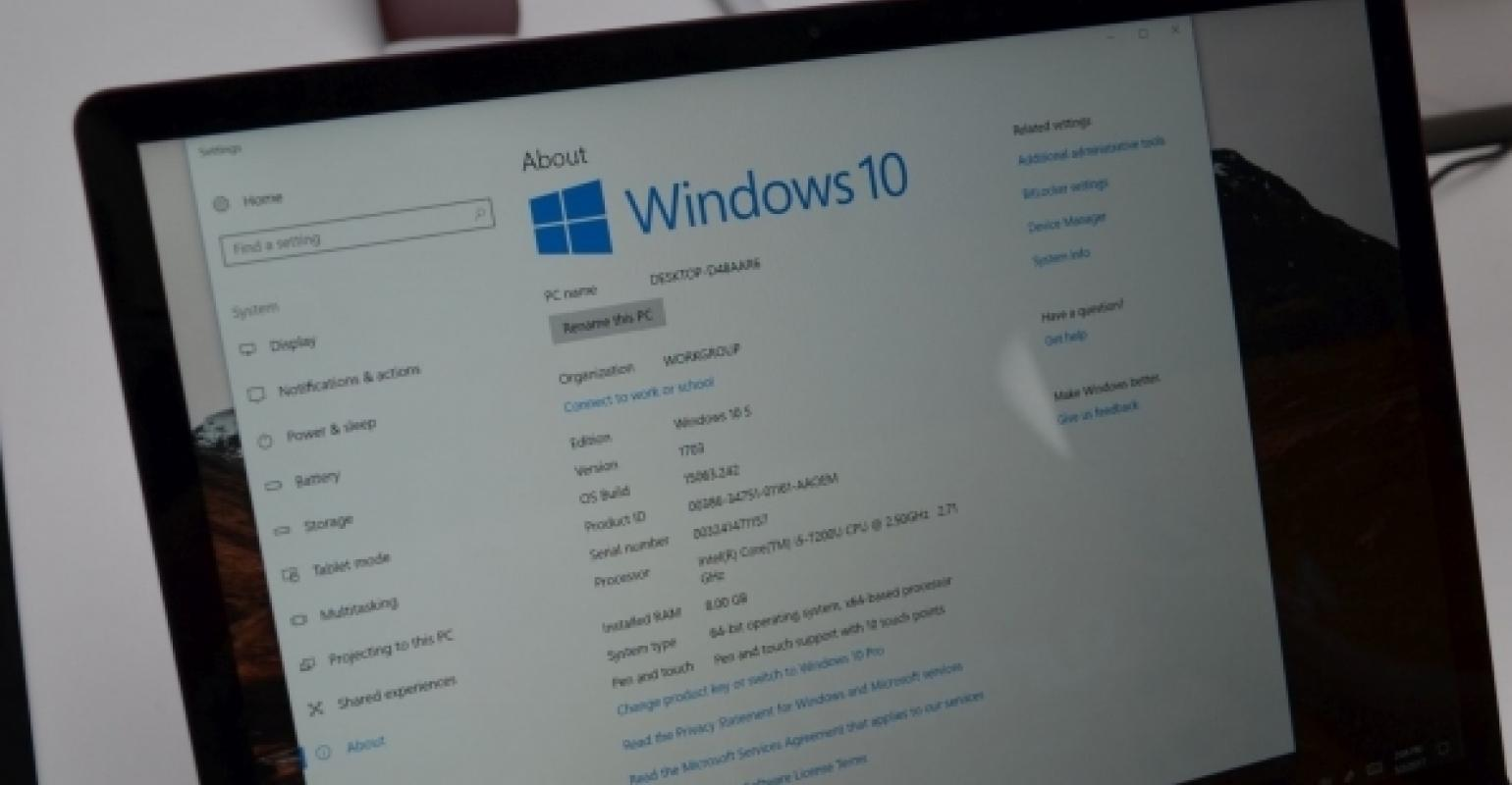 Free Windows 10 S Upgrade to Windows 10 Pro Extended by