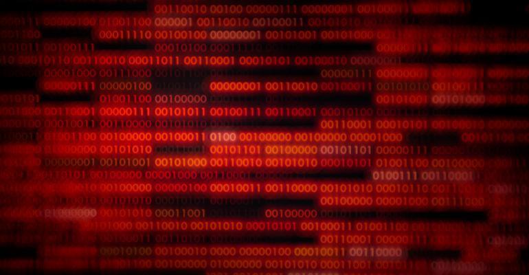 red hacker code