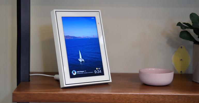 facebook portal device camera screen