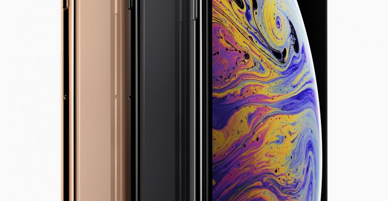 Apple iPhone X Line Update