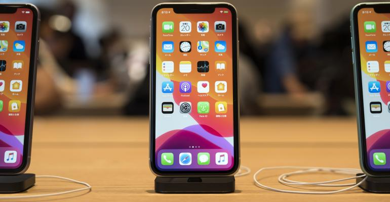 apple iphone 11 display