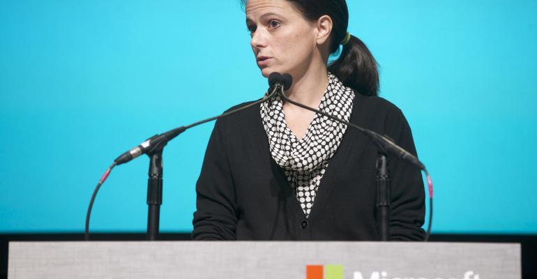 Amy Hood, Microsoft CFO