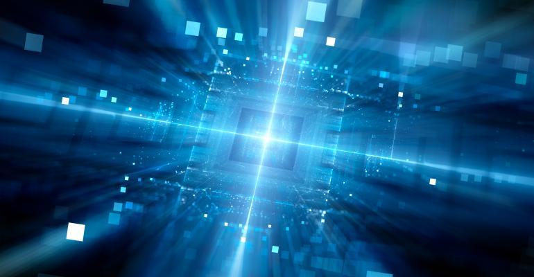 supercomputing blue squares chip intelligence