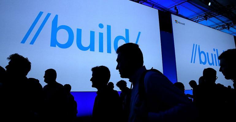 Build developer conference