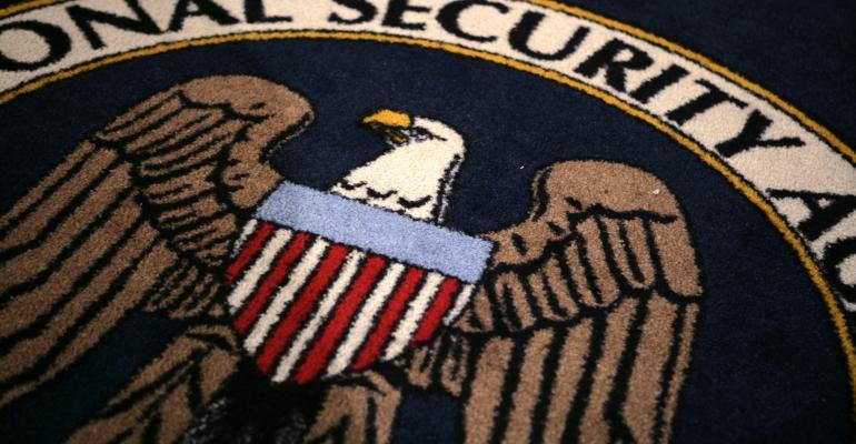 USA nsa national security agency logo