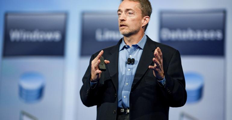 Pat Gelsinger VMware CEO