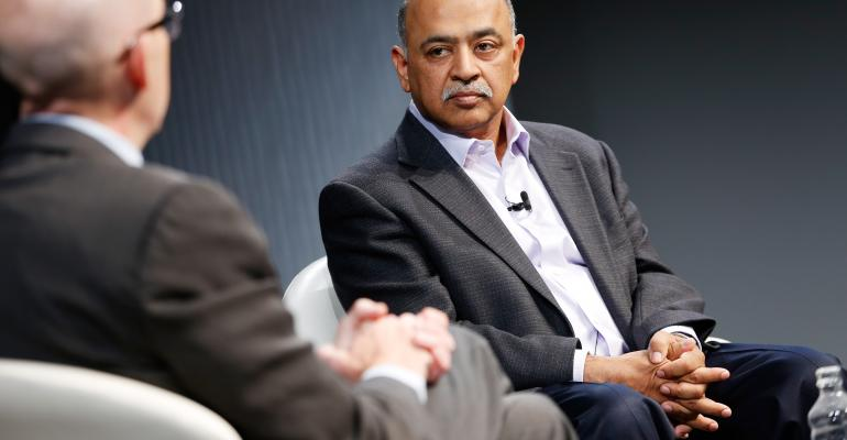 Arvind Krishna, new CEO of IBM