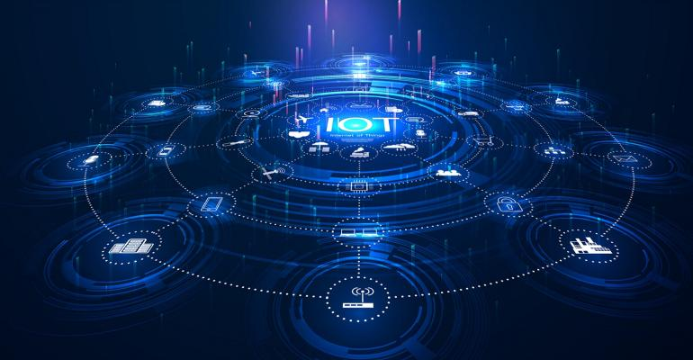 IoT devices connected securely