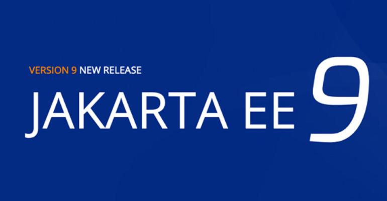 Jakarta EE 9 logo