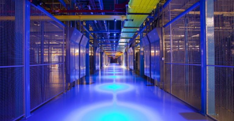 Equinix data center in San Jose