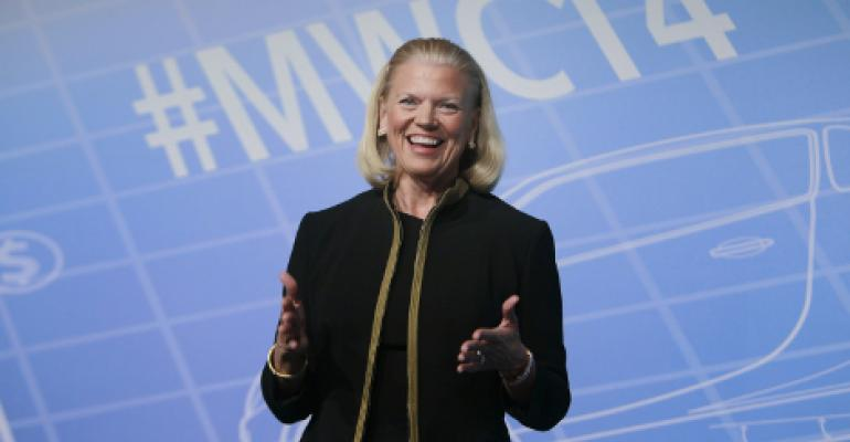 IBM CEO Joins Apple in Blasting Data Use by Silicon Valley Firms