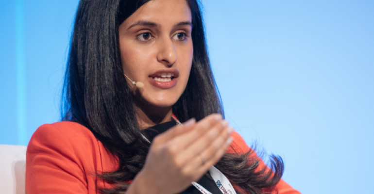 Devina Pasta, Siemens chief digitalization officer