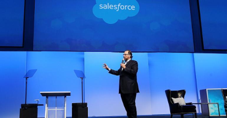 Salesforce Dreams of Being Microsoft or Oracle