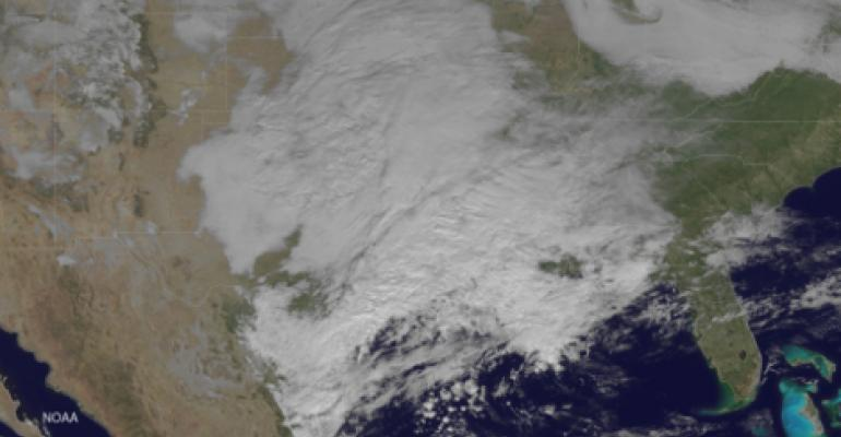 U.S. Weather Service to Boost Supercomputer Power Tenfold