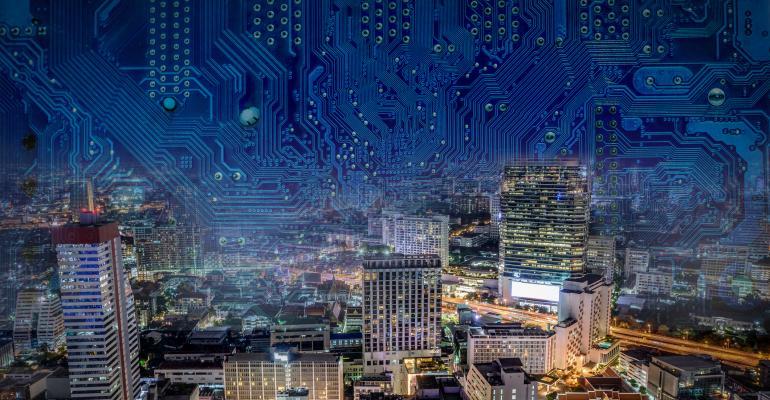 Digital Technology embraces the world