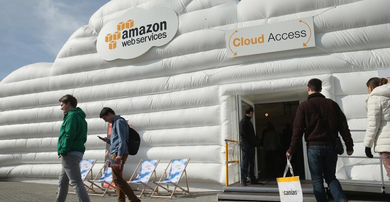 Amazon Web Services at CeBIT 2016 in Hanover