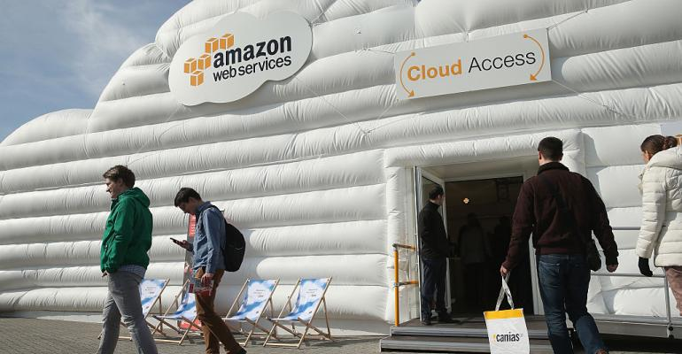 AWS cloud pavilion cebit 2016