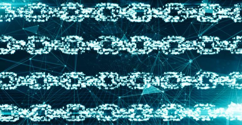 blockchain art
