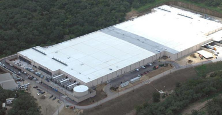 A Microsoft data center in San Antonio, Texas