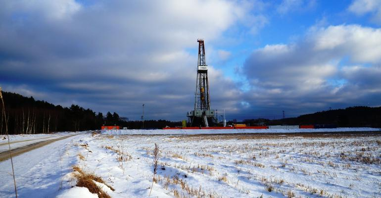 image of a natural gas facility.