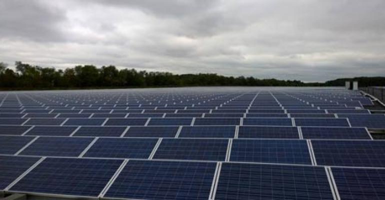 qts solar array