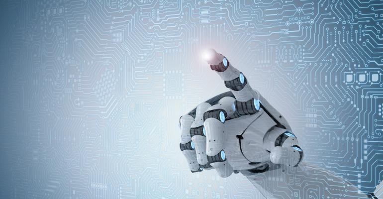 robotic process automation hand